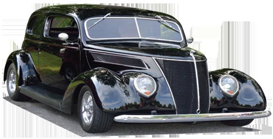 Restauration d'une voiture ancienne