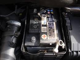 entretenir la batterie de voiture