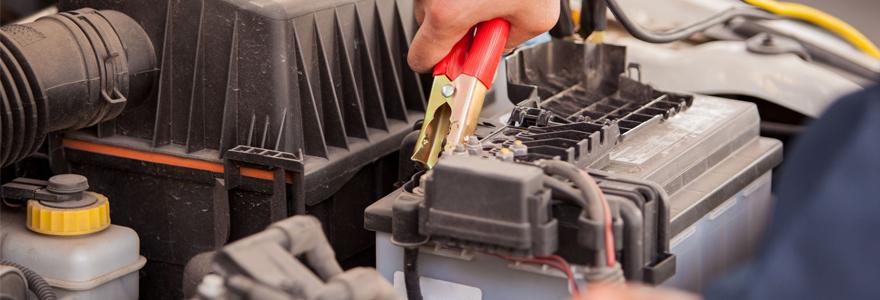 entretenir batterie de votre voiture