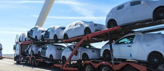 Transport Voitures neuf