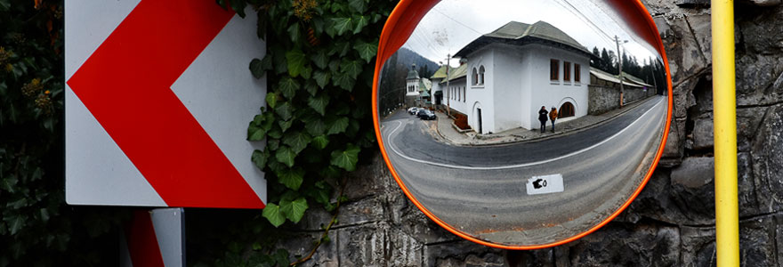 Choisir un miroir de circulation