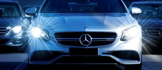 Achat de voiture de marque Mercedes